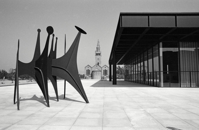 Alexander Calder, Têtes et Queue, 1968 © Staatliche Museen zu Berlin, Zentralarchiv/Reinhard Friedrich