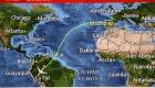 02 Cu IBERIA 9500 de km fără escală de la Madrid la Lima în aproximativ 12 ore