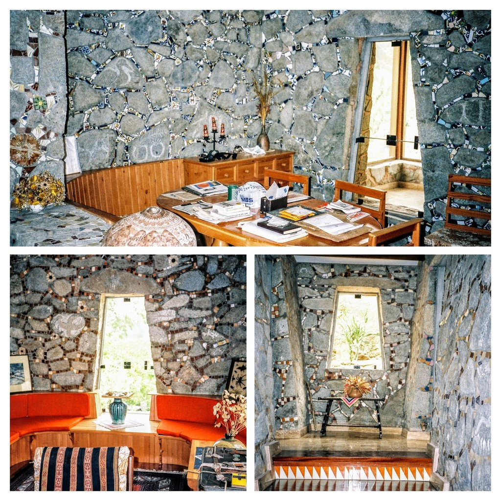 05 Interiorul Complexului din Piatră Naturală