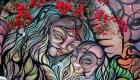 06 Lucrarea artistei Fania Fernandez de pe Bajada de los Baños