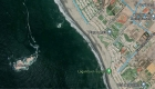 08 Imagine Google Earth a Plajei Asia care găzduiește Clubul La Isla
