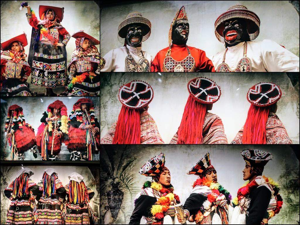 08 Tradiție vestimentară andină - Colecția Alta Moda