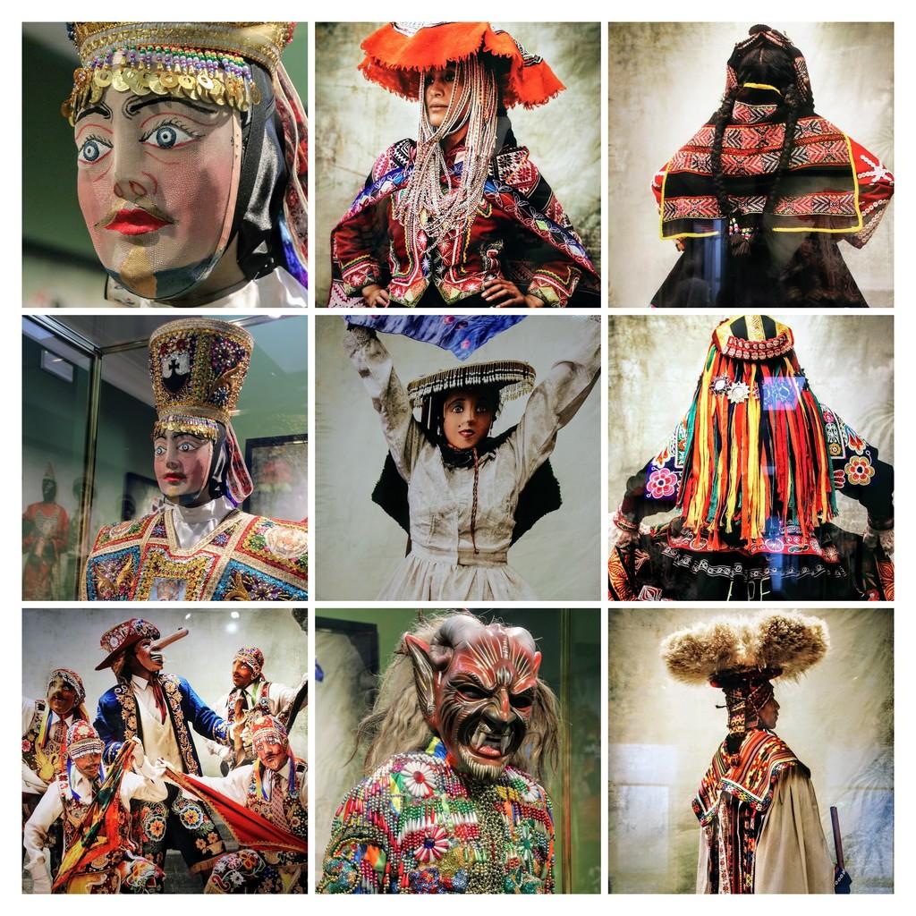 09 Portrete ale Peruanilor din Colecția Alta Moda