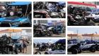 090 Buggy SxS la benzinări din Asia Înainte de plecare