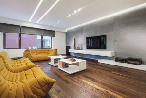Proiect: Apartament V; Echipa: arh. Diana Bugnariu, arh. Lucian Bugnariu;  Amplasament: București; Finalizat: 2012; Foto: Cosmin Dragomir