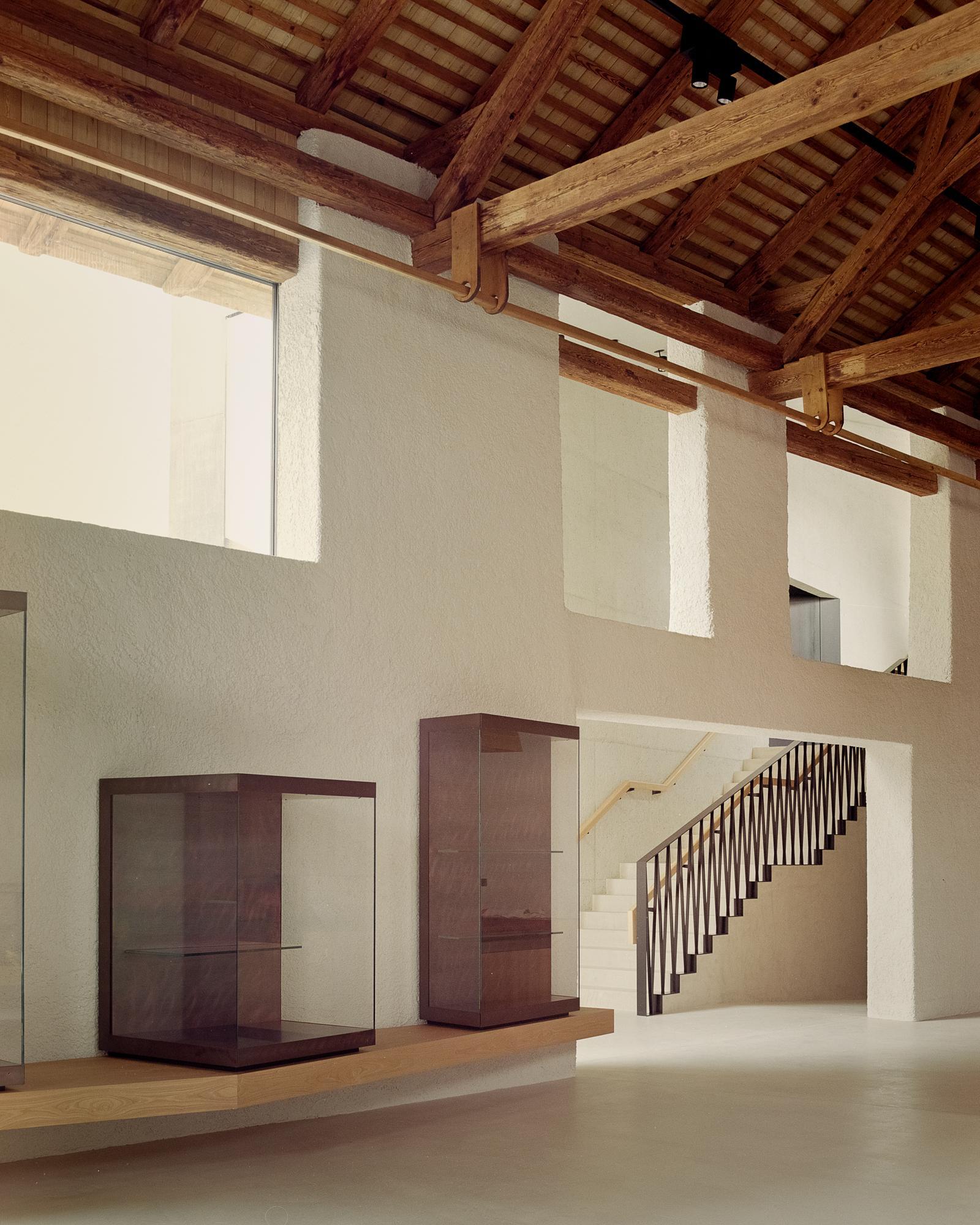 10_Novacella Abbey Museum Addition_MoDusArchitects ©Simone Bossi