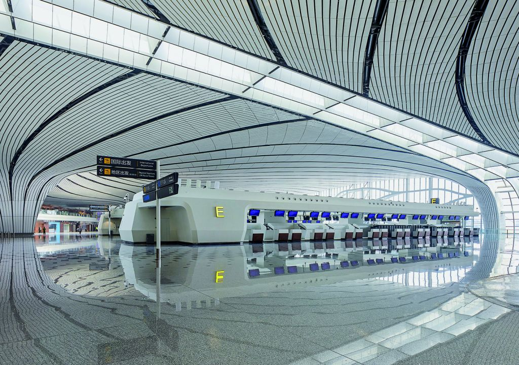 10_ZHA_Beijing Daxing Int Airport_®Hufton+Crow