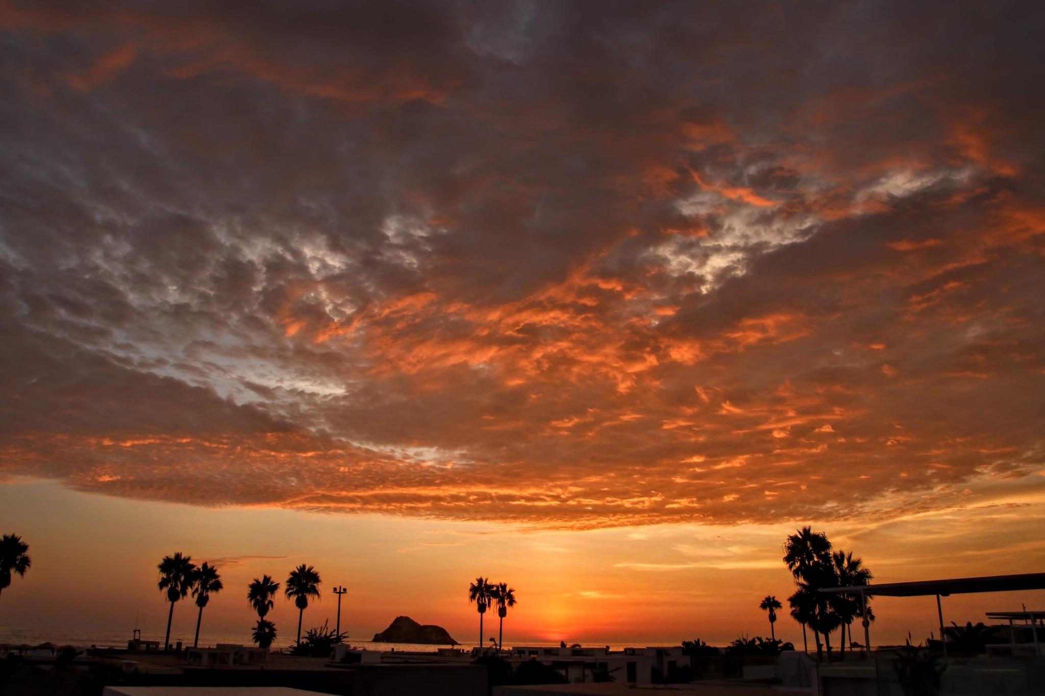 12 Apus de Soare – Plaja Asia