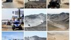 160 Diverse momente al turului de Deșert