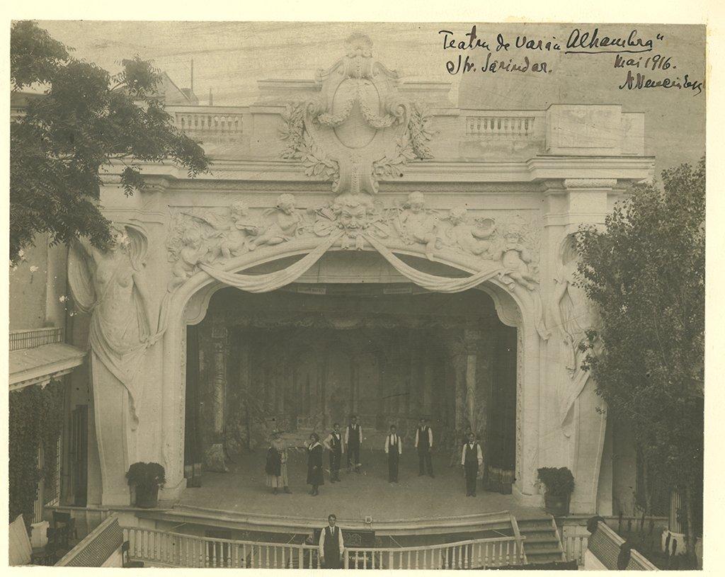 1916-teatrul-de-vara-alhambra-arh-n-n-scena