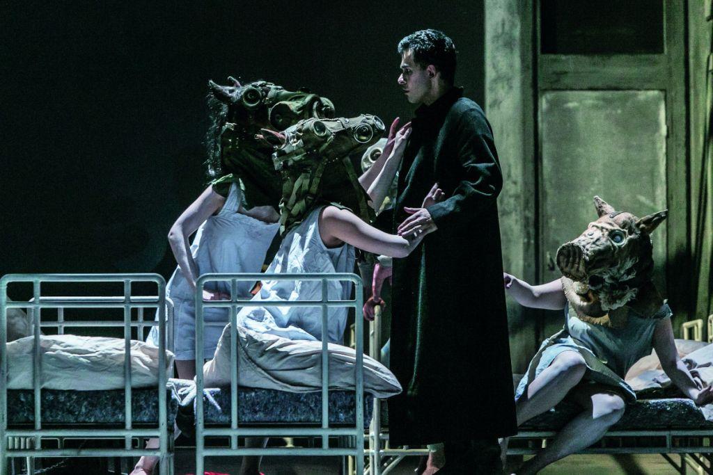 DOKTOR SCHIWAGO, Opera din Regensburg (Germania), foto: Jochen Quast