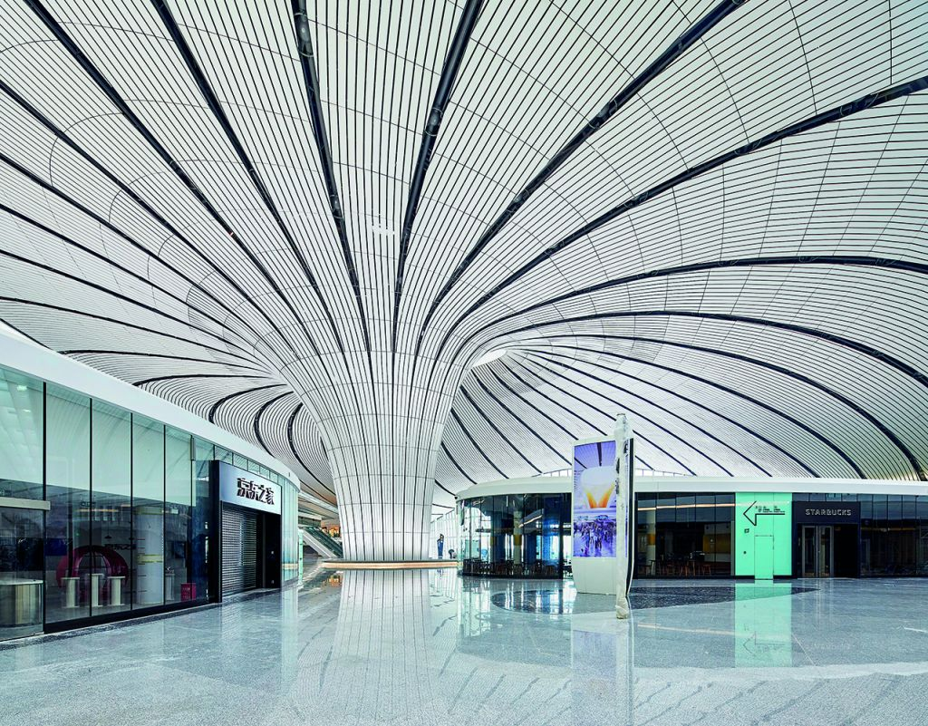 25_ZHA_Beijing Daxing Int Airport_®Hufton+Crow