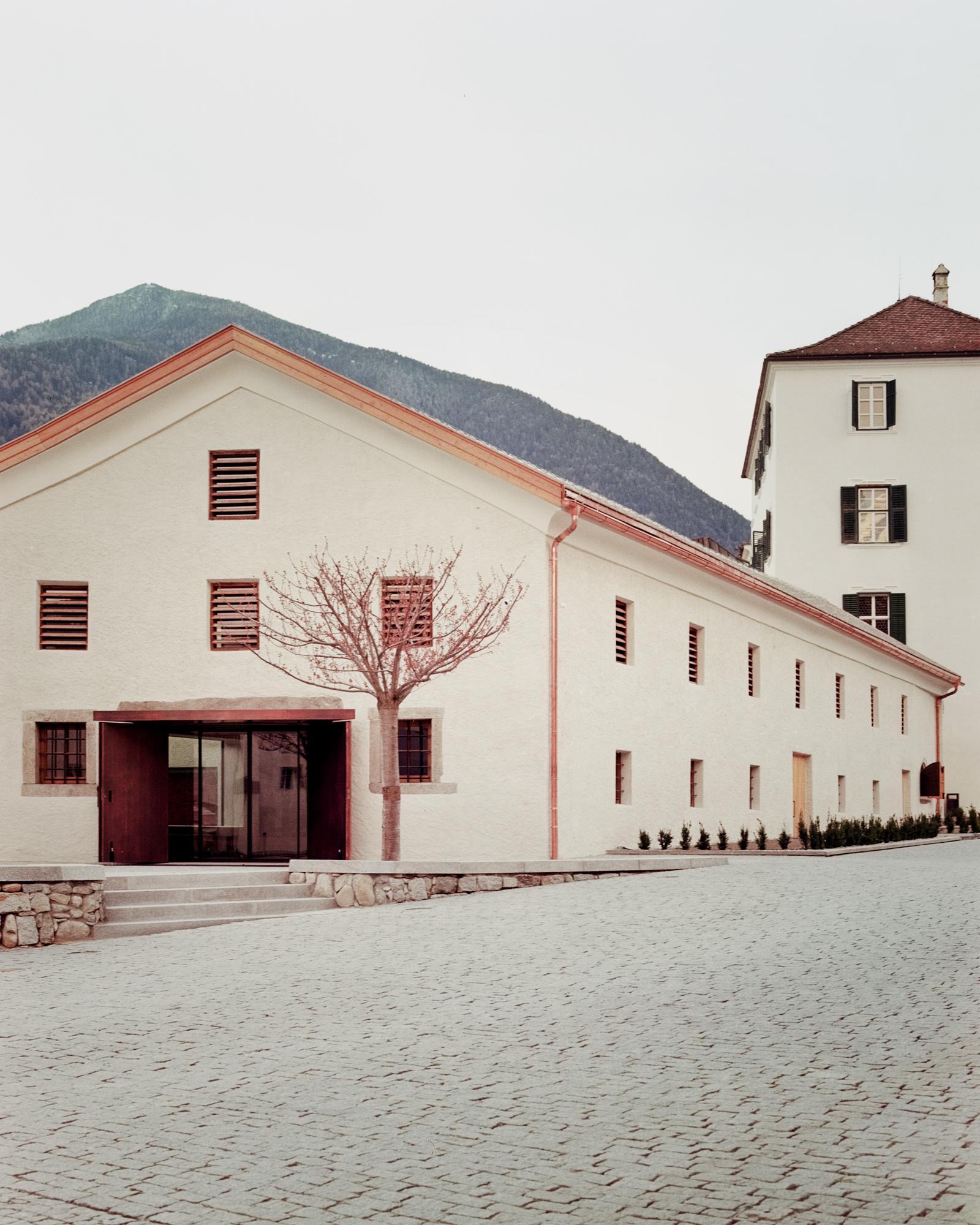 2_Novacella Abbey Museum Addition_MoDusArchitects ©Simone Bossi