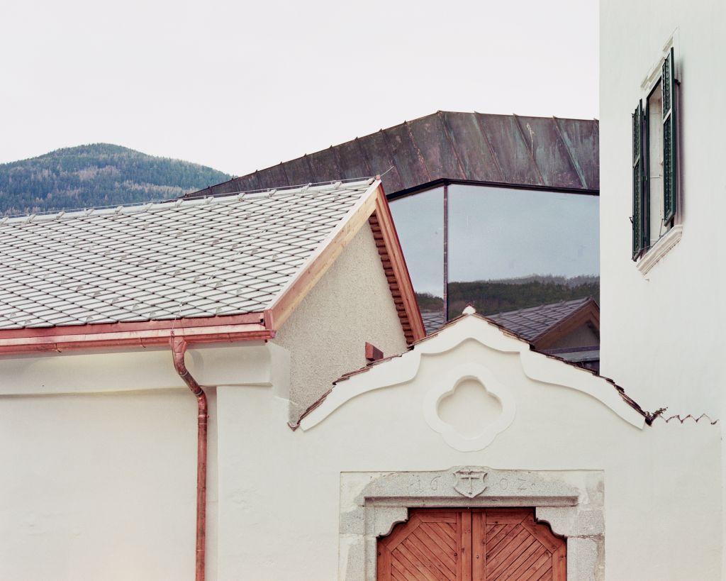 Secvențe spațiale și mesaje tactile. Extinderea Mănăstirii Novacella