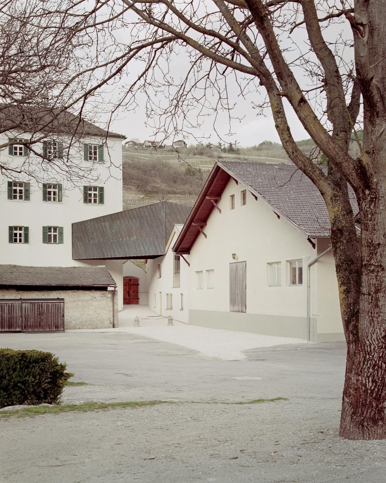 32_Novacella Abbey Museum Addition_MoDusArchitects ©Simone Bossi