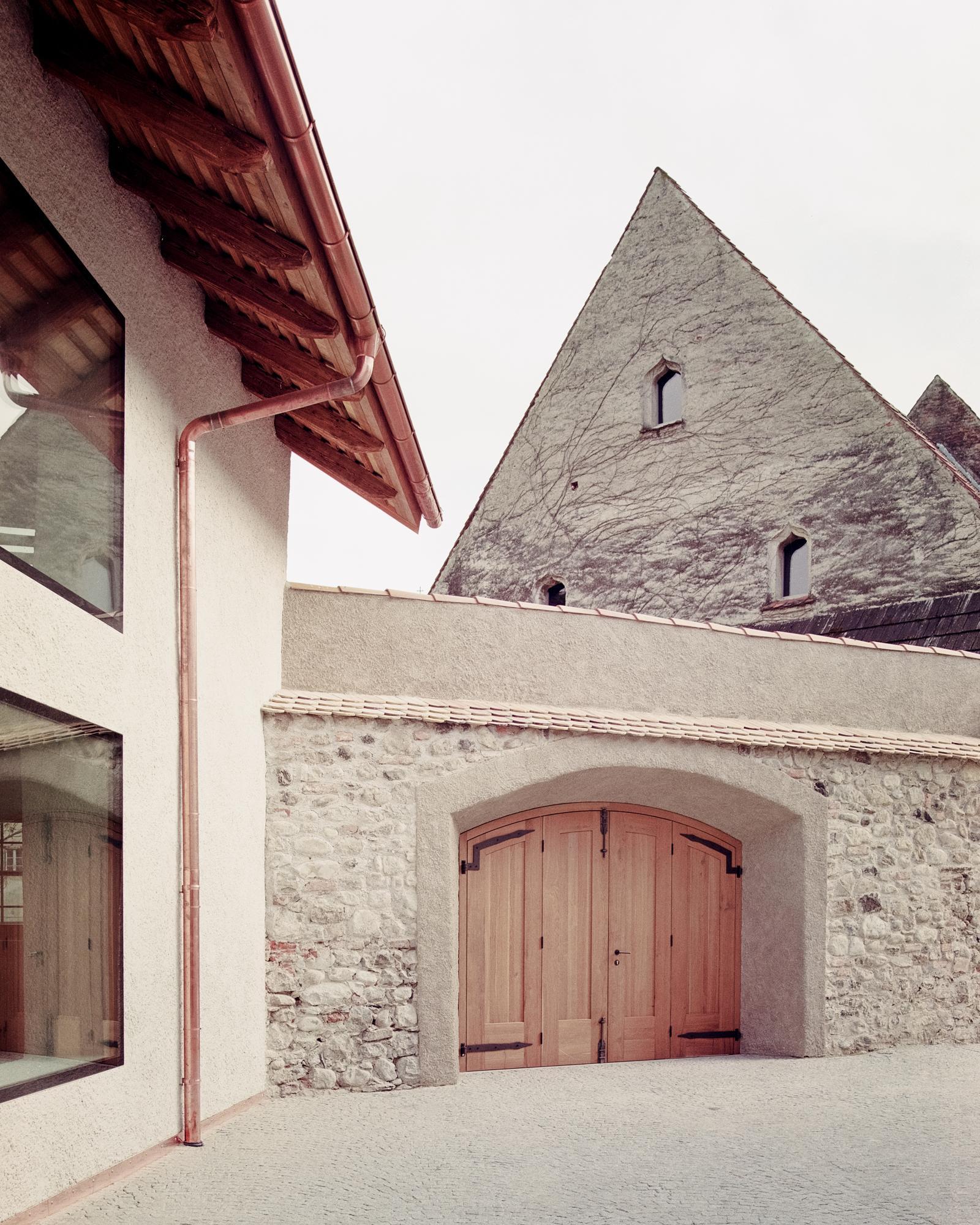 34_Novacella Abbey Museum Addition_MoDusArchitects ©Simone Bossi