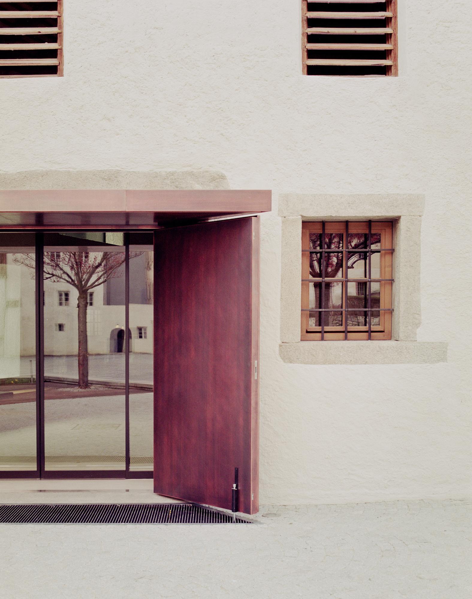 3_Novacella Abbey Museum Addition_MoDusArchitects ©Simone Bossi