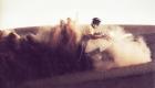 45 Asta se întâmplă când viteza este prea mică si nisipul afânat