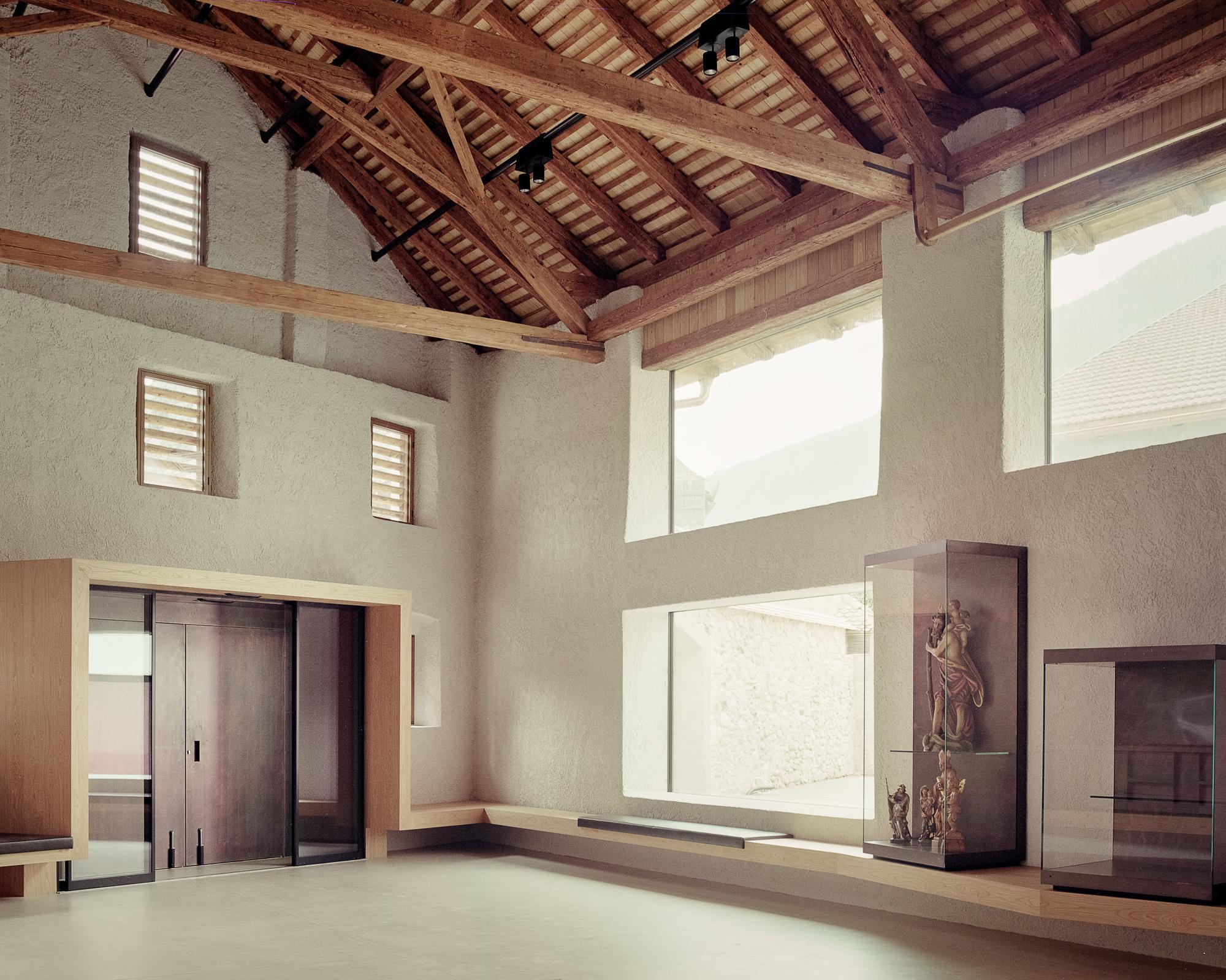 4_Novacella Abbey Museum Addition_MoDusArchitects ©Simone Bossi