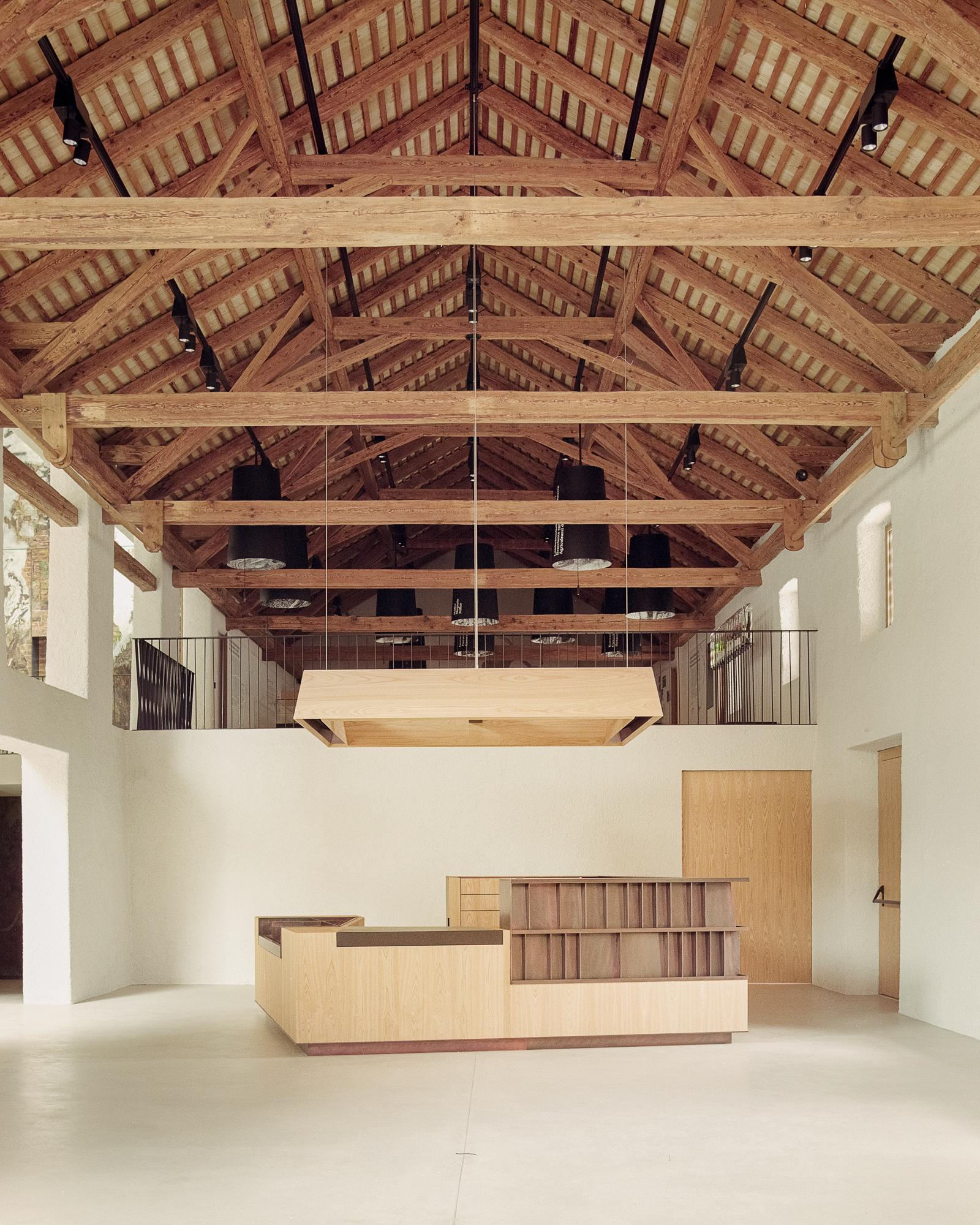7_Novacella Abbey Museum Addition_MoDusArchitects ©Simone Bossi