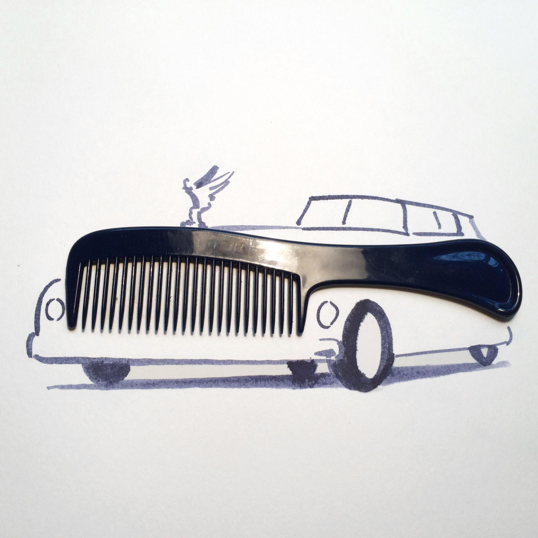 @ ChristophNiemann, 2020, Sunday Sketch, Rolls Royce
