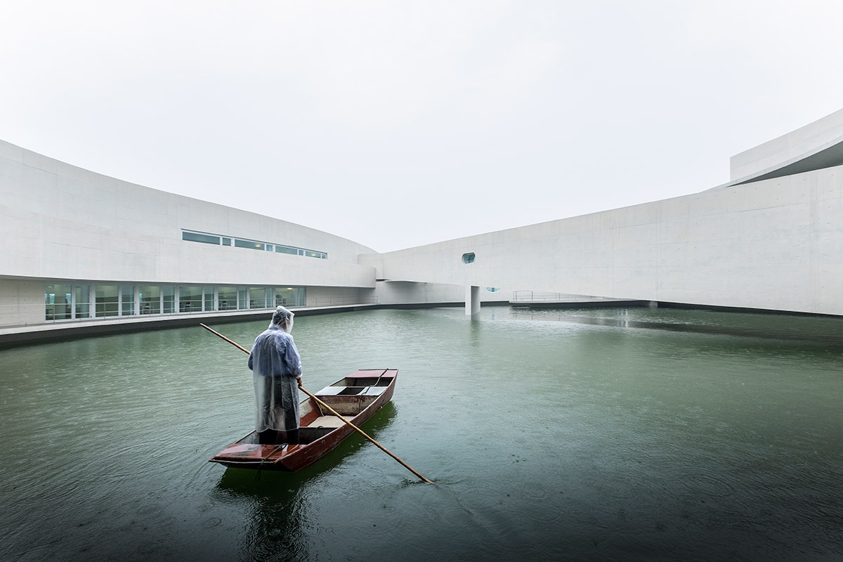 The Building on the Water; Foto: Fernando Guerra