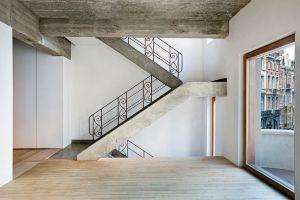 Maison Martiat+Durnez architectes