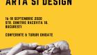 Afis lansare oficiala Assamblage Institutul de Arta si Design
