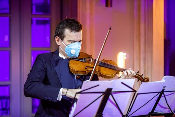 Alexandru Tomescu_Concert pentru libertate 2