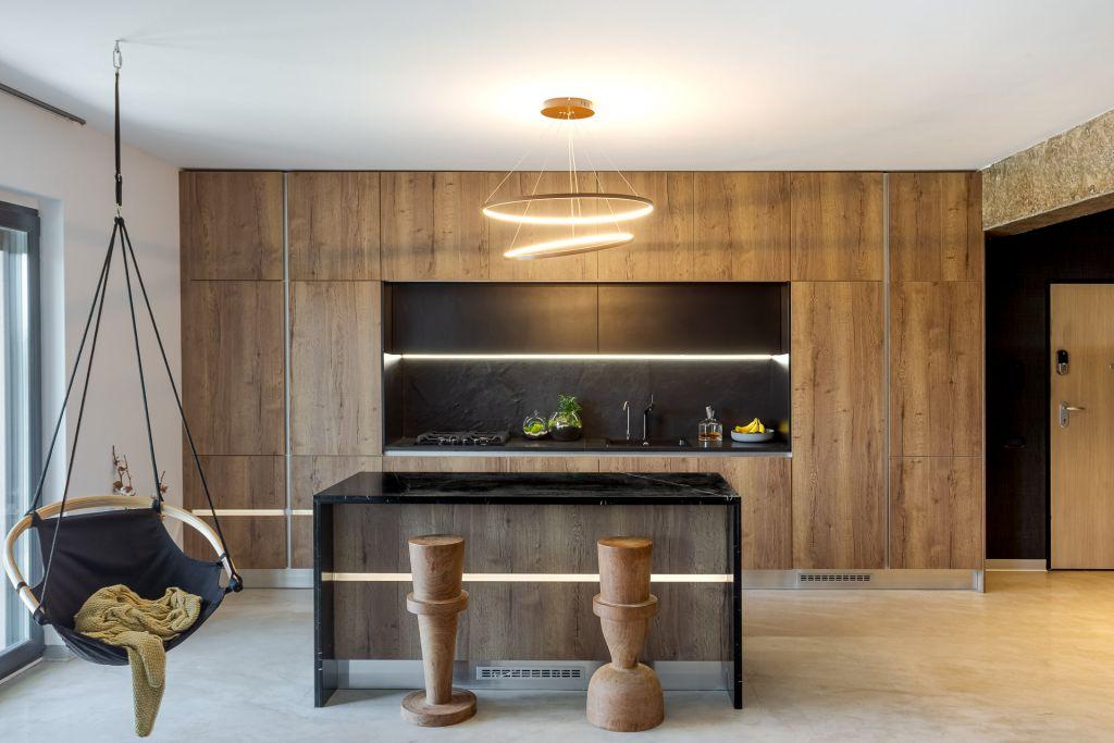 Apartament MAsculin - Vladimir Drăghia - amenajare Delta Studio Design