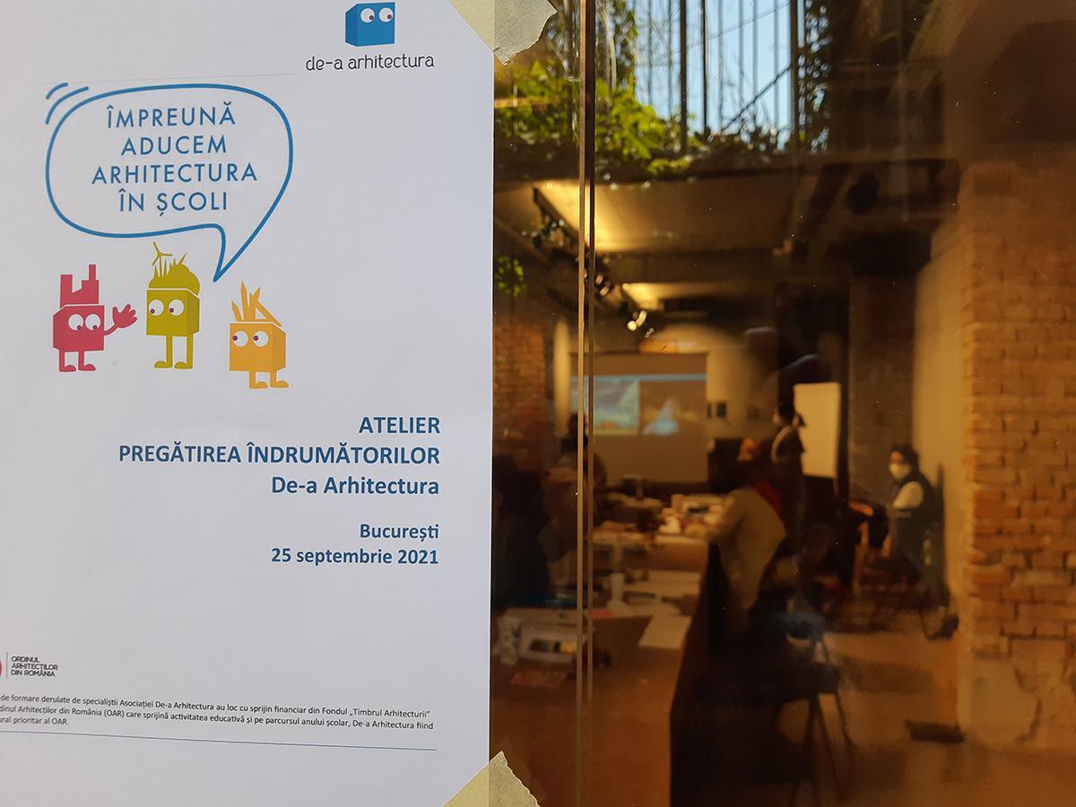 Atelier formare DAA in orausl beu_Bucuresti 1