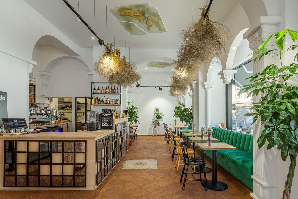 Bread&Butter Bakery București - Wow Project
