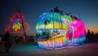 © Sidney Erthal, Burning Man, 2018