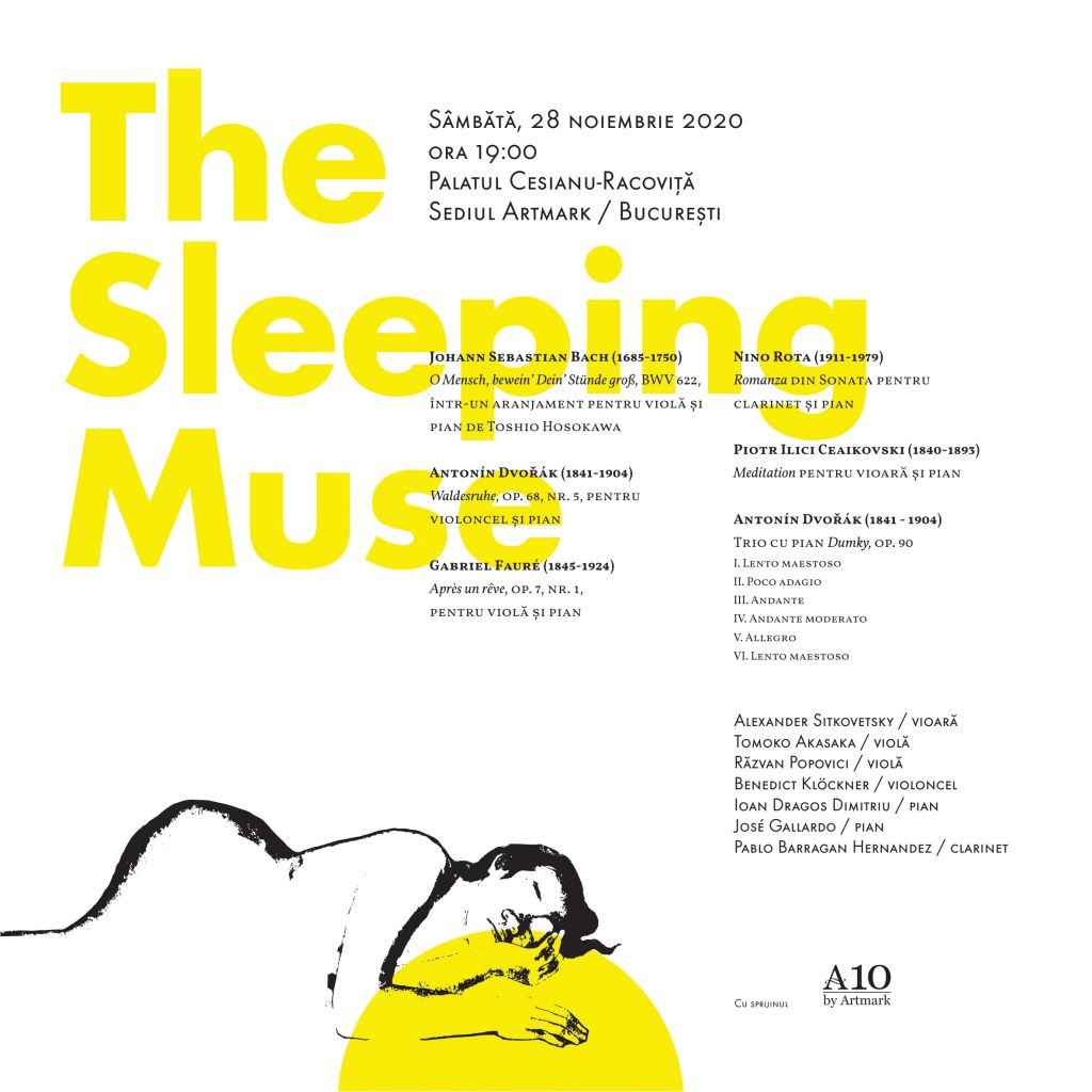 Concert SoNoRo_Muza adormită