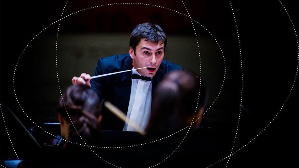 Constantin Grigore, dirijor principal Camerata Regala