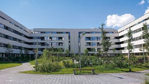 Proiect: Atria Urban Resort; Echipa: SMAA; Amplasament: București; Finalizat: 2019; Foto: SMAA