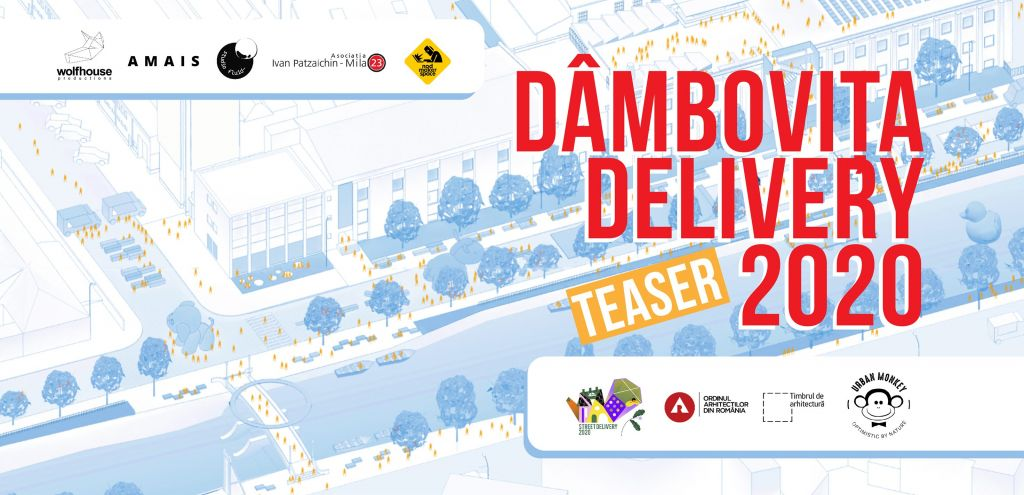 Dambovita Delivery