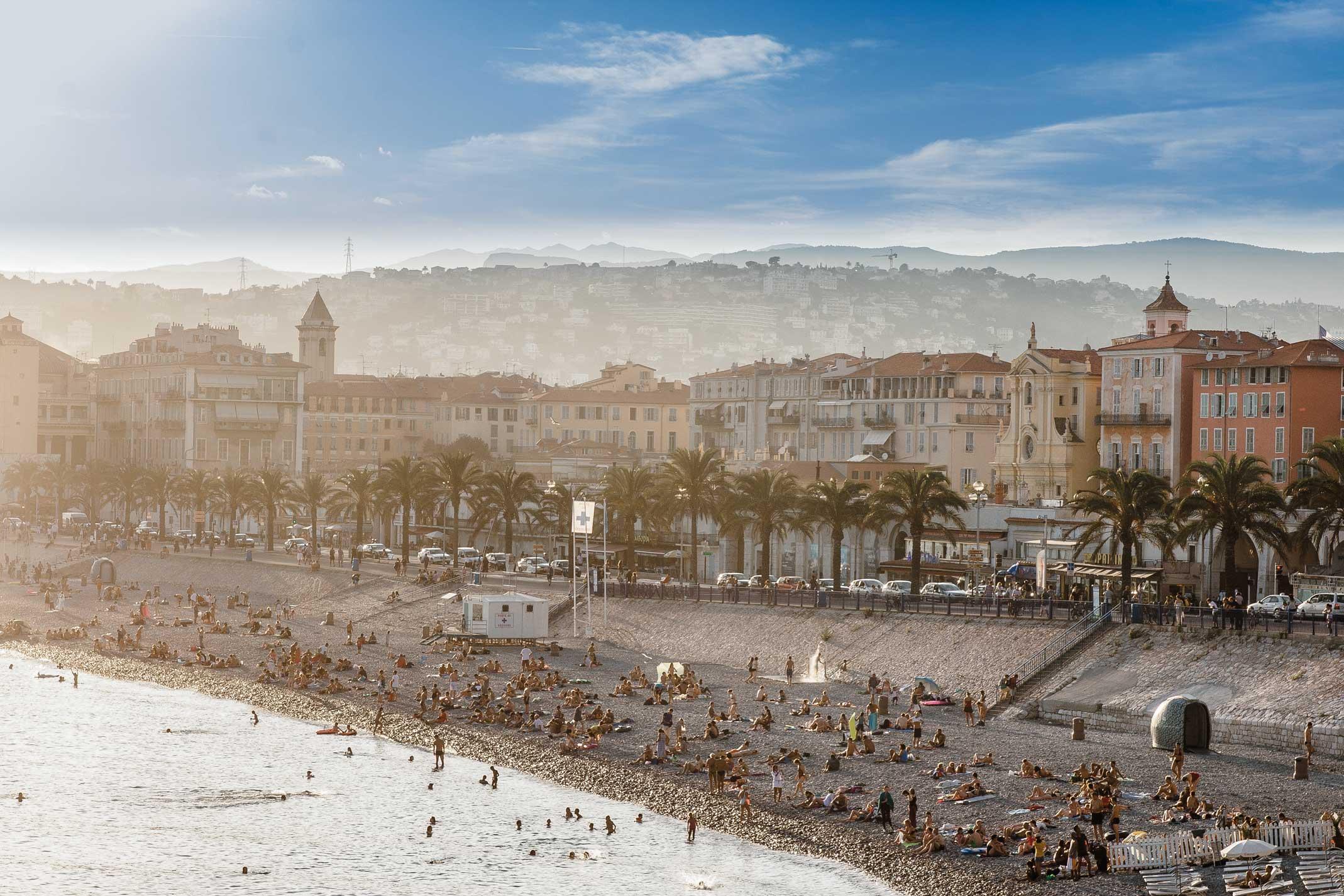 După-amiza la Nisa