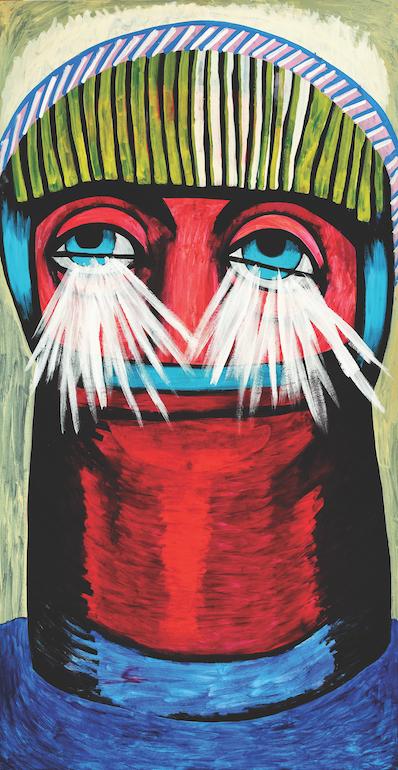 Head - Dumitru Gorzo, colecție privată