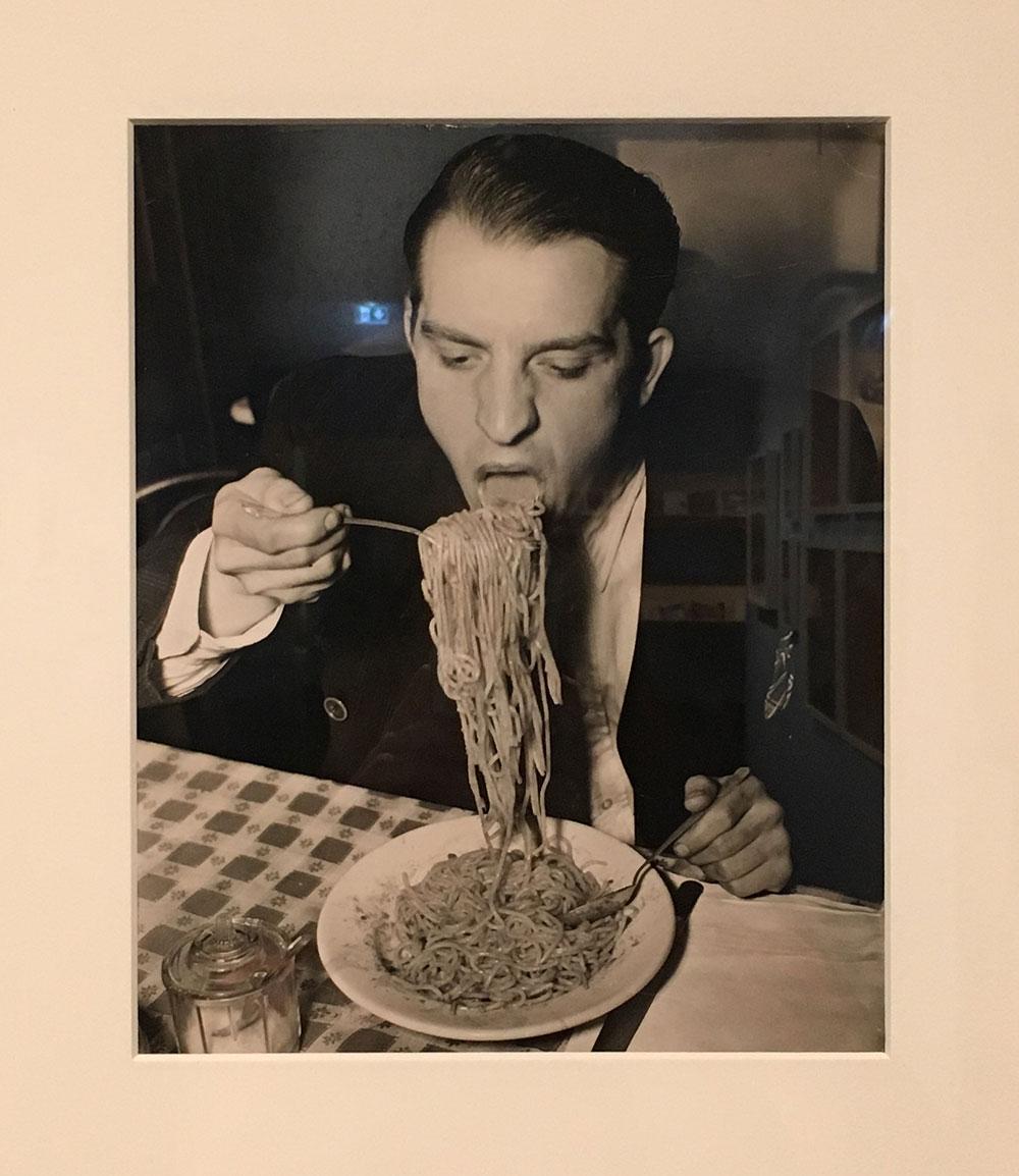 Weegee, 1940 © Weegee/International Center of Photography. Courtesy Ira & Suzanne Richer
