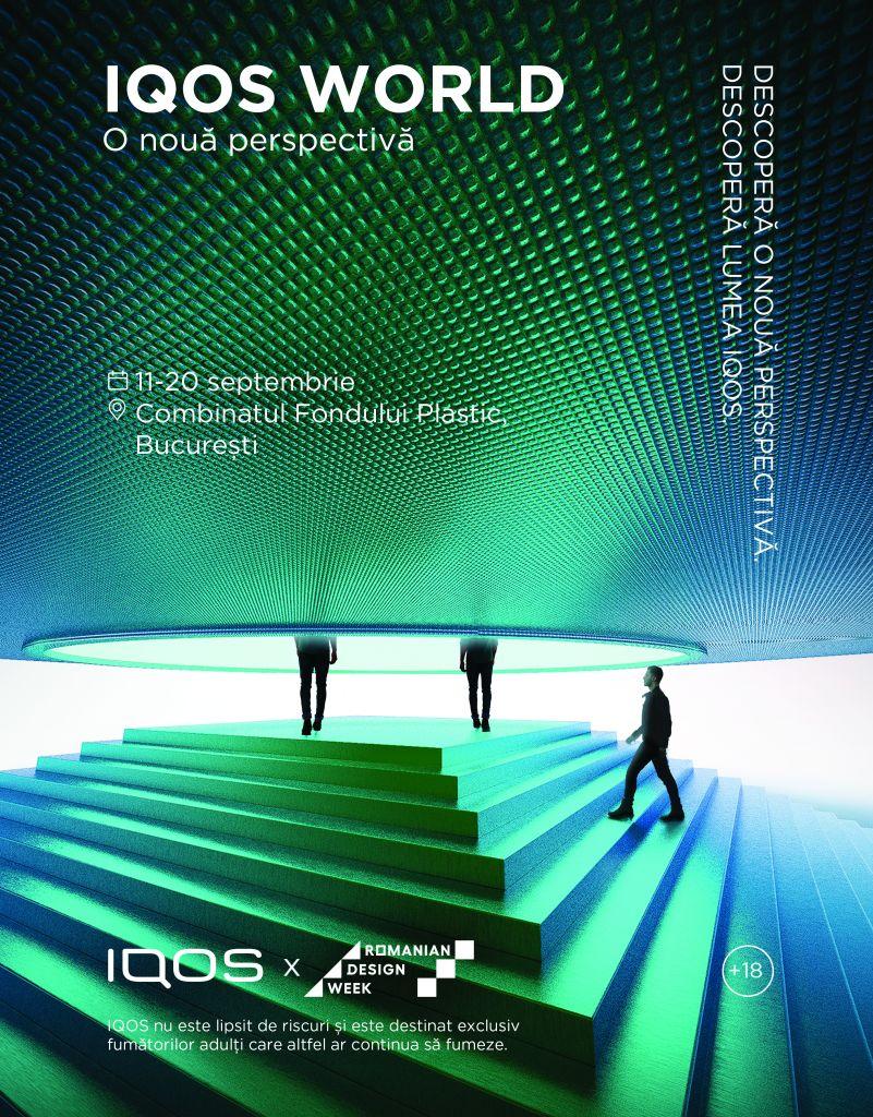 IQOS World x RDW 2020