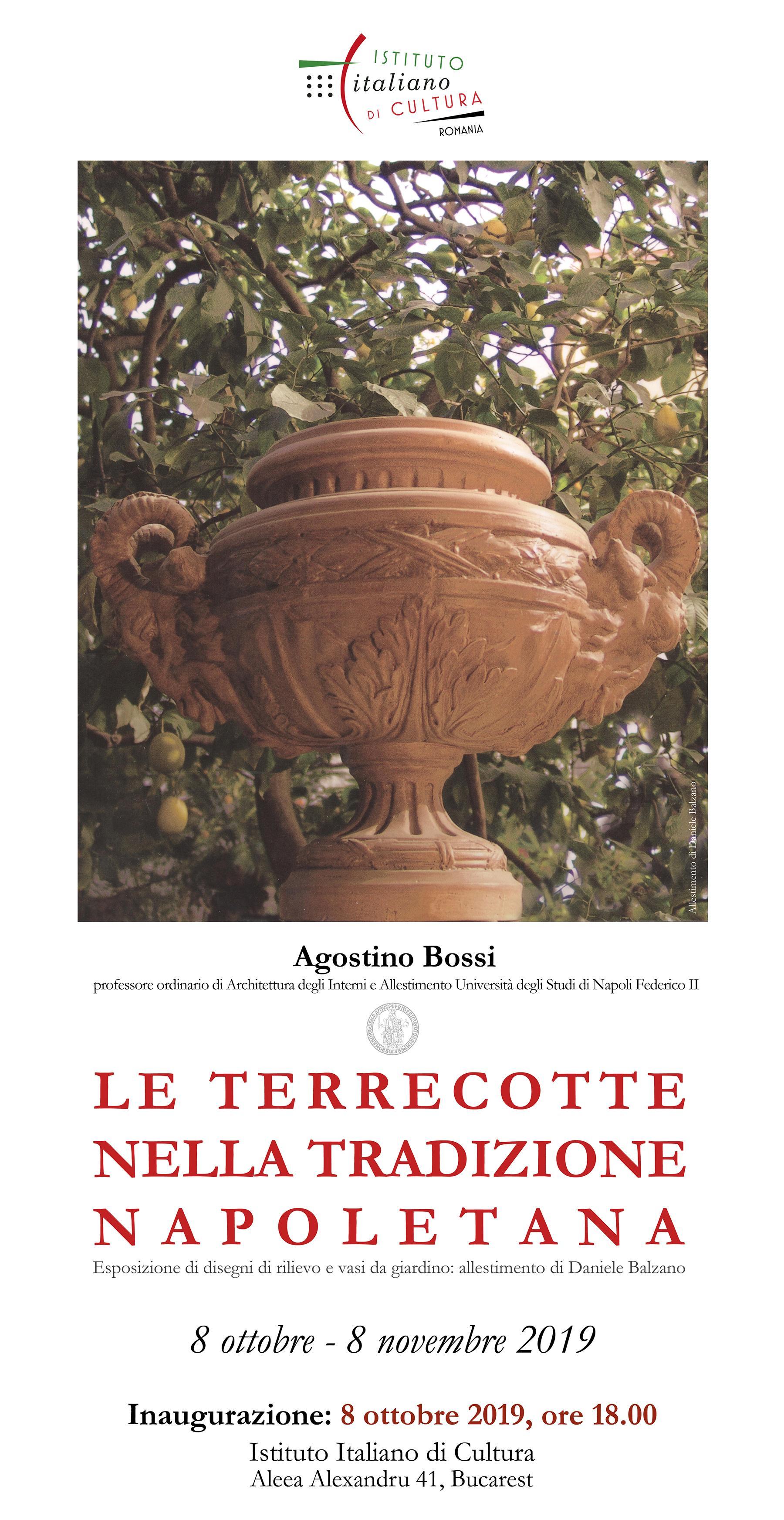 Le terracotte _ locandina