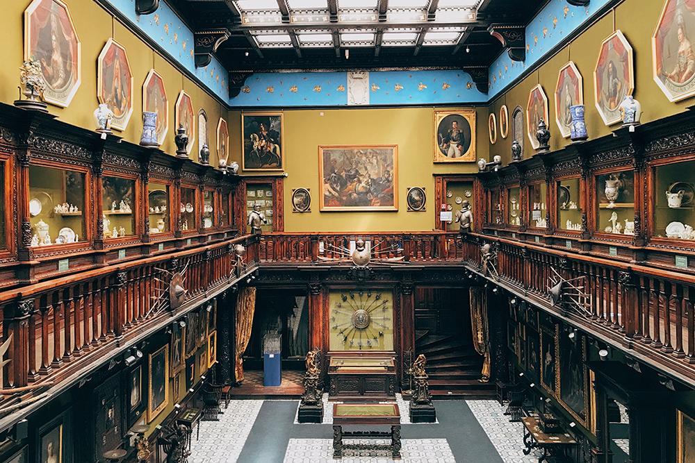 Muzeul Civic Gaetano Filangieri, FOTO: Courtesy of EDIT Napoli