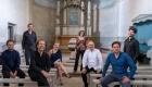 Muzicienii SoNoRo in Biserica din Hoghilag
