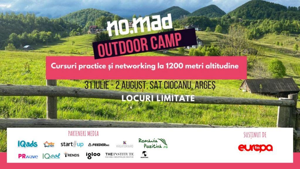 NO.MAD Outdoor Camp