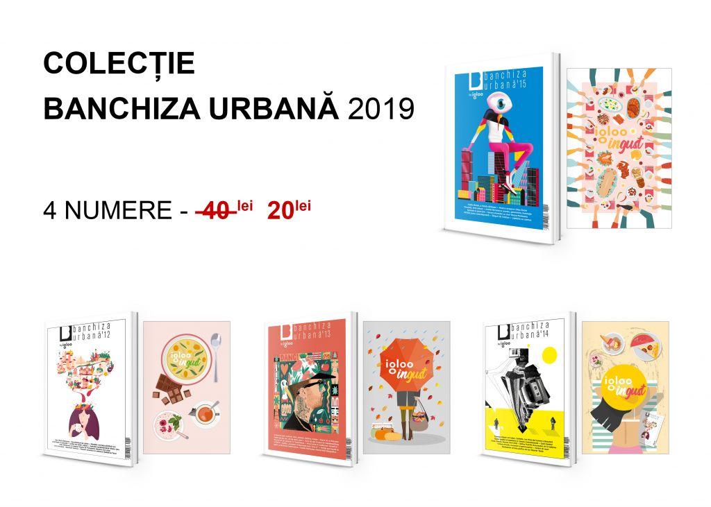 OFERTA PACHET BANCHIZA URBANA 2019