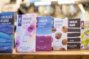 Pravalia Idicel_ciocolata lui Razvan_package design