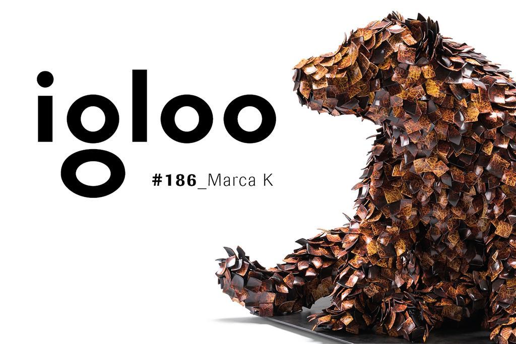 Noul igloo #186_Marca K – ediție aniversară igloo 17 ani