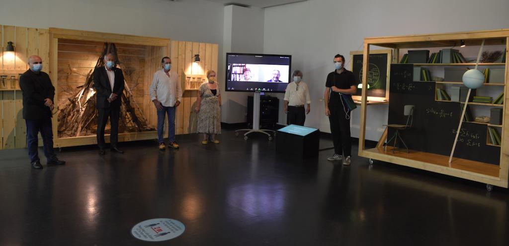 Speakeri expoArgument 6 aug 2020 Muzeul Antipa