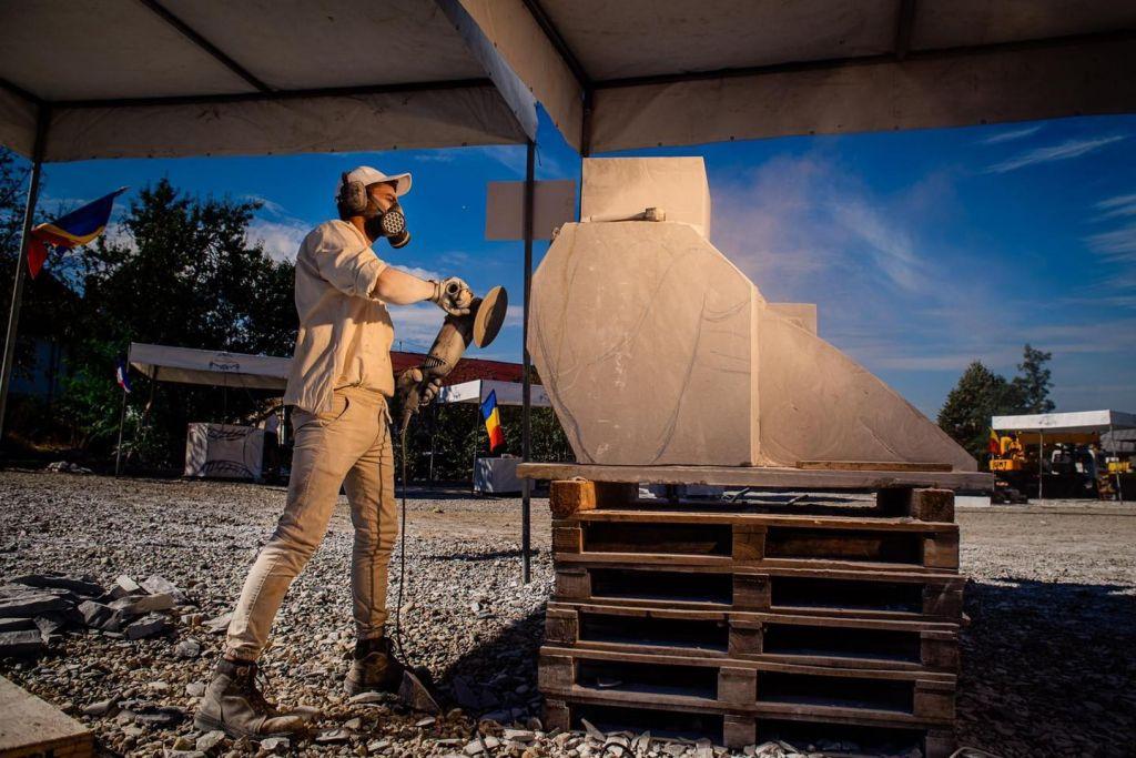 Tabăra de Sculptură în Piatră Măciuca 2021_3